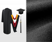 Eco-Friendly Bachelor Graduation Caps, Gowns, Tassels & Hoods