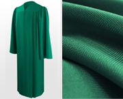 Eco-Friendly Bachelor Graduation Gowns