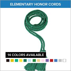 Elementary Honor Cords