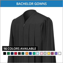 Bachelor Gowns