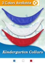 Kindergarten Graduation Collars