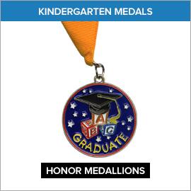 Kindergarten Medals