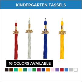 Kindergarten Tassels