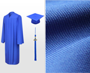 Matte High School Graduation Caps, Gowns & Tassels