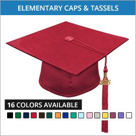 Elementary Caps & Tassels