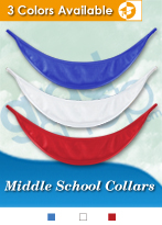 Middle School Graduation Collars