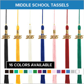 Middle School Tassels
