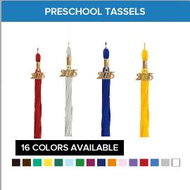 Preschool Tassels