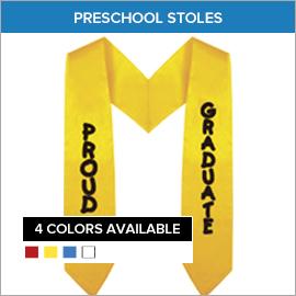 Preschool Stoles