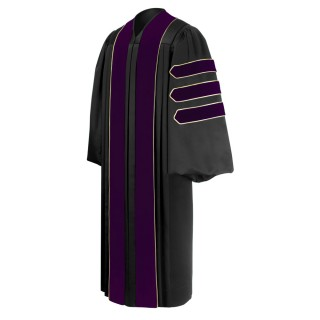 Doctoral of Law Academic Gown