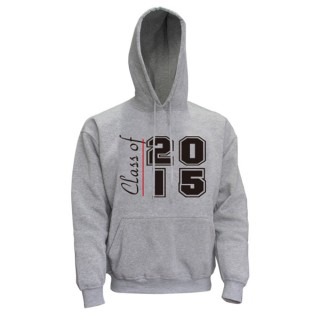 Class Of 2015 Middle School Applique Sweatshirt