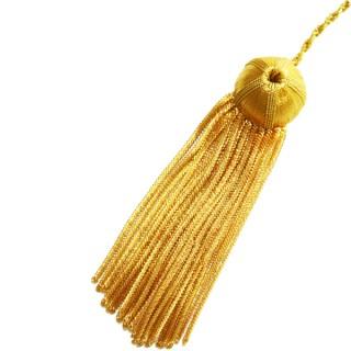 Gold Bullion Tassel