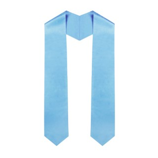Light Blue Elementary Stole