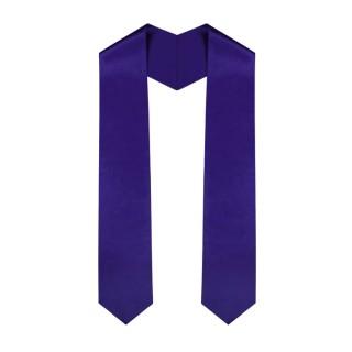 Purple High School Stole