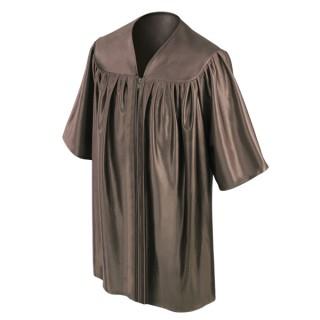 Brown Preschool Gown