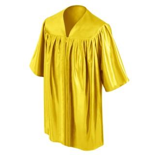 Gold Preschool Gown