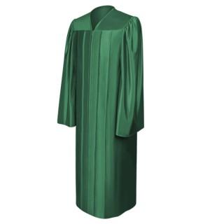 Shiny Hunter Bachelor Academic Gown