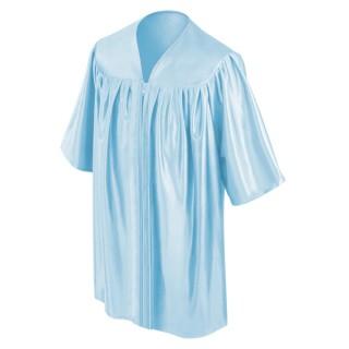 Light Blue Preschool Gown