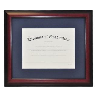 University Single Document Diploma Frame