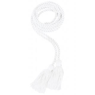 White College Honor Cord