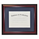 High School Single Document Diploma Frame