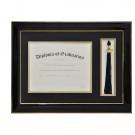 High School Tassel and Diploma Frame