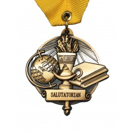 Salutatorian Middle School Medal