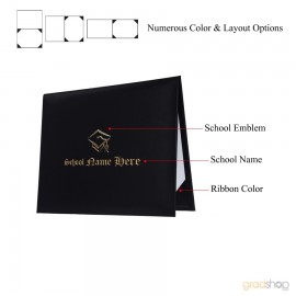 Custom Diploma Cover