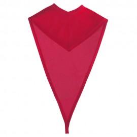 Red Preschool Hood