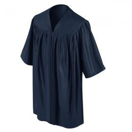 Navy Blue Preschool Gown