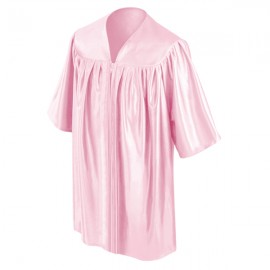 Pink Preschool Gown