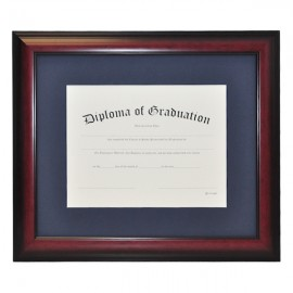 High School Single Document Diploma Frame