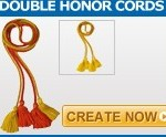 What are Honor Cords for?