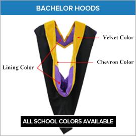 Bachelor Bachelor's Hoods