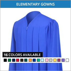 Elementary Gowns