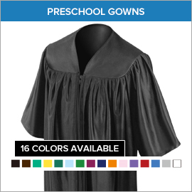 Preschool  Gowns