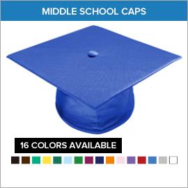 Middle School Caps