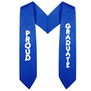 Royal Blue Kindergarten Stole