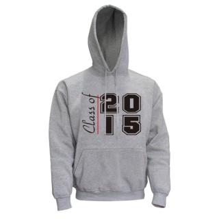 Class Of 2015 Middle School Applique Sweatshirt