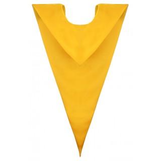 Gold Elementary V Stole