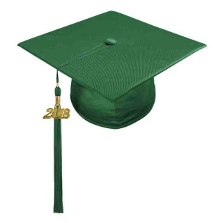 Shiny Hunter Elementary Cap & Tassel