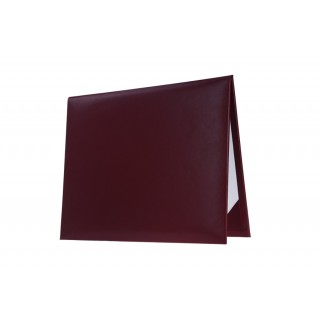 Maroon College Diploma Cover