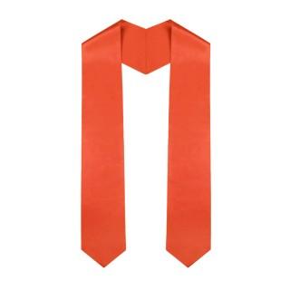 Orange Elementary Stole