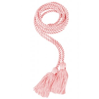 Pink High School Honor Cord