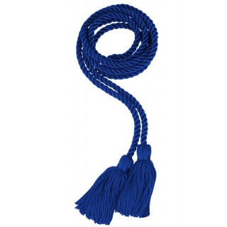 Royal Blue High School Honor Cord