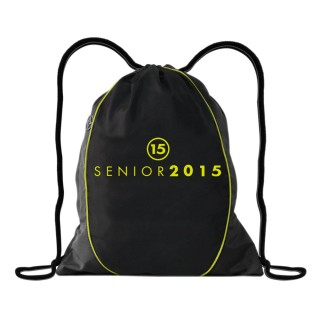 Seniors 2015 Graduation Drawstring Bag