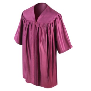 Maroon Preschool Gown