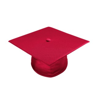 Red Kindergarten Cap