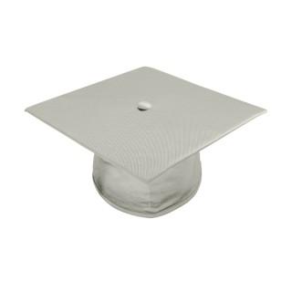 Silver Kindergarten Cap