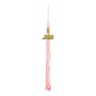Pink Academic Tassel
